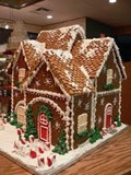 PTU Gingerbread House