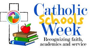 "Catholic Schools Week ""OPEN HOUSE"""