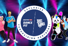 St. Barnabas DanceFit Challenge is HERE!
