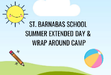 2021 Summer Extended Day Registration Now Open