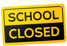 SCHOOL EVENTS TO BE RESCHEDULED