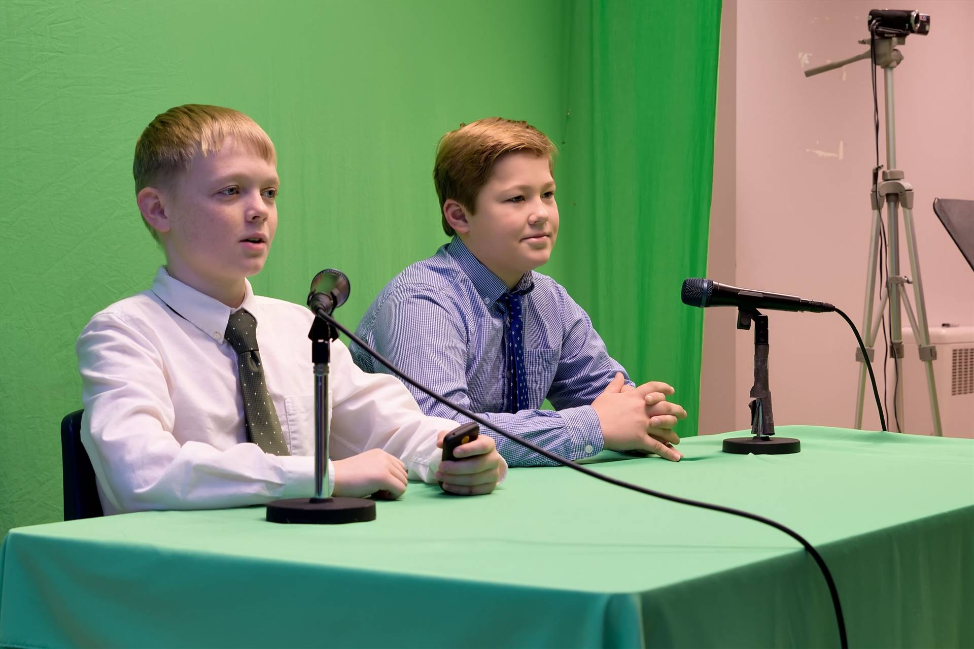 Student Anchors