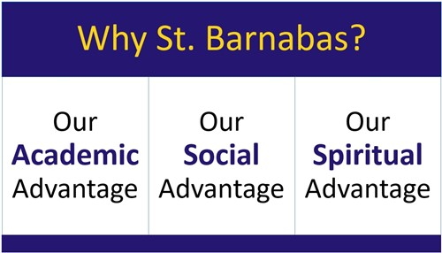 The St. Barnabas Advantage