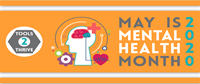 May is Mental Health Month 2020